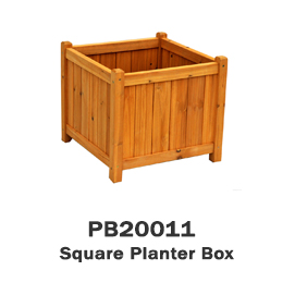 PB20011 - Square Planter Box