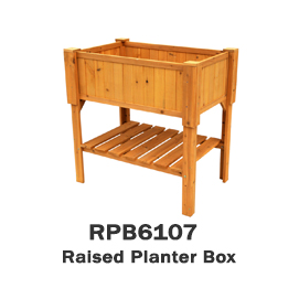 RPB6107 - Raised Planter Box