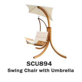 SCU894 - Swing Chair with Umbrella