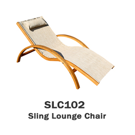 SLC102 - Sling Lounge Chair