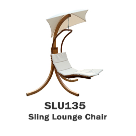 SLU135 - Swing Lounge with Umbrella